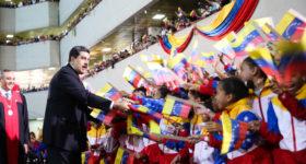 Venezuela: het land van de halve revolutie